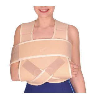 Variteks 122 Liposuction Corset Under Breast-Above Knee