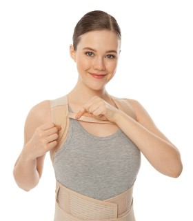 Variteks 885 Open Knee Support Kid Size