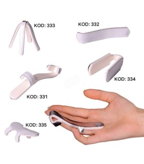 Variteks 165 Wrist orthosis with Aloe Vera and silver threads