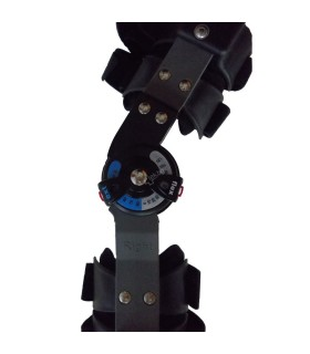 Womens slippers with perforation Ana 8586