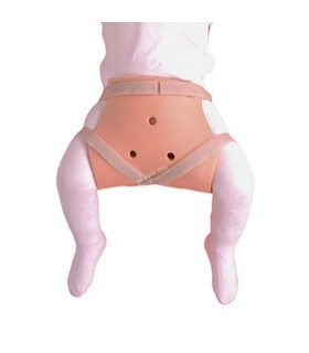 An orthopedic pillow classic VISCO-VARITEKS 652 universal size